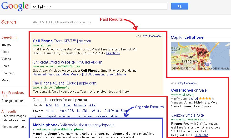 Carr Ferrell Trademark Faqs Keyword Advertising